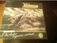 Here we have a collection of Los Kjarkas This collection has 6 Vinyl records numbers 1 to 5.