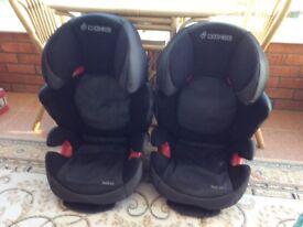 Mozilla cosi car seat