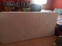 kozee sleep, single mattress, white