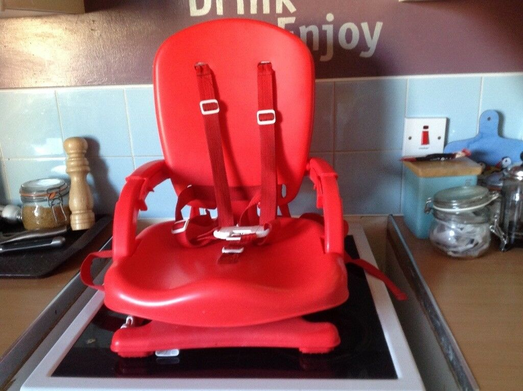 Toddler mealtime chair