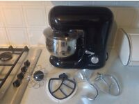 Gorgeous Andrew James 5.2 Litre Food Mixer - Like New!