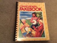TWO AMERICAN BANJO BOOKS - EXCELLENT ORDER