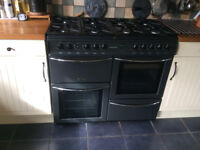 Belling Countrychef 924 range for sale in good condition. Eight hob burners and two ovens.