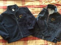 Unisex 3in1 Coxhoe primary school jacket age 5-6 brand new