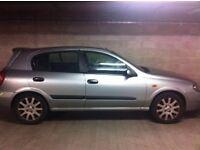 Nissan Almera for urgent sale