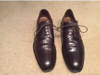 Men's Leather Shoes by Kurt Geiger Size 8 (41)
