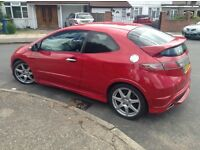 Honda Civic Type R GT 6k ONO