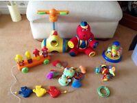 Baby/ Toddler toy bundle