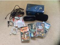 Sony PSP Giga Pack with Games - Pristine Condition