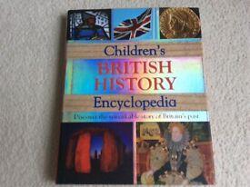 Childrens British History Encyclopedia, hardback