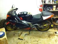 Aprilia rs 125 2003 for breaking all parts available