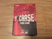 M&S The Chase Card Game - NEW