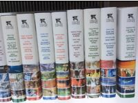 Readers Digest set of 36 books non fiction various authors