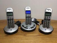 BT Freephone XT 3500 Trio