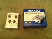Tascam US-122L Audio/Midi Interface