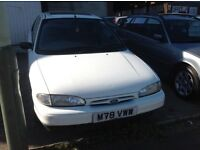 1994 M FORD MONDEO 1.8 LX - MK1 MONDEO, FUTURE CLASSIC, ONLY 58K GENUINE MILES, MOT OCTOBER!!.