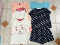 4945df359 Bundle of girls clothes x6 items age 9-10 year included M S