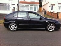 2004- Seat Leon 1.9 TDI CUPRA 150BHP- Long Mot (5 Door)