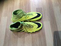 Size 10 Nike Hypervenom Football Boots