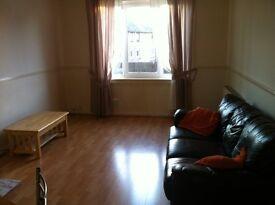 Spacious 2 Bedroom, First Floor Flat to Let in Stenhouse