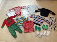 Baby Clothes Bundle 6-12 months £7