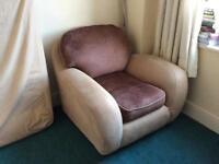 Chair/armchair
