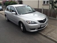 Mazda 3TS 1.6 (2005) 8 months MOT / 1 previous owner