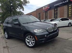 2012 BMW X5 35d xDrive| DEISEL| 360 CAMERA| NAVI| PANO ROOF