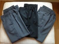 Boys M&S school Trousers Age 10/11