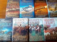 Bernard Cornwell Novels (Sharpe)