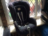 Free baby - toddler car seat. works perfectly