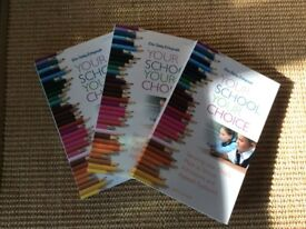 Your School Your Choice Schools Admissions & Appeals books