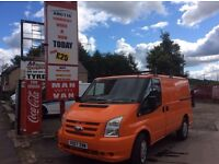 FORD TRANSIT with ADDED EXTRAS!! **ARCTIC COMMERCIALS**