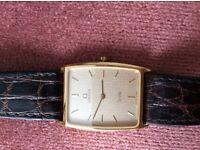 Men's Omega DeVille watch