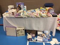 Job Lot of Pregnancy, Birth and Baby Goods some Brand New, very good condition