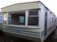 Willerby Herald FREE DELIVERY 28x10 2 bedrooms Scotlands largest offsite static caravan dealer