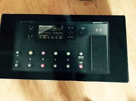 Fantastic multi effects unit containing a vast amount of effects, amps and much more.