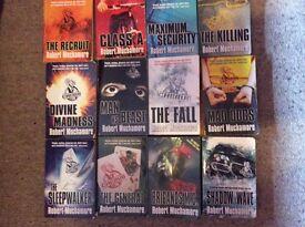 1-12 Books From CHERUB Series