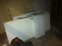 5 stelrad Double panel radiators