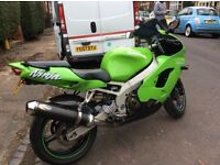 KAWASAKI ZX9R - WITH FULL SERVICE HISTORY, BARGAIN!
