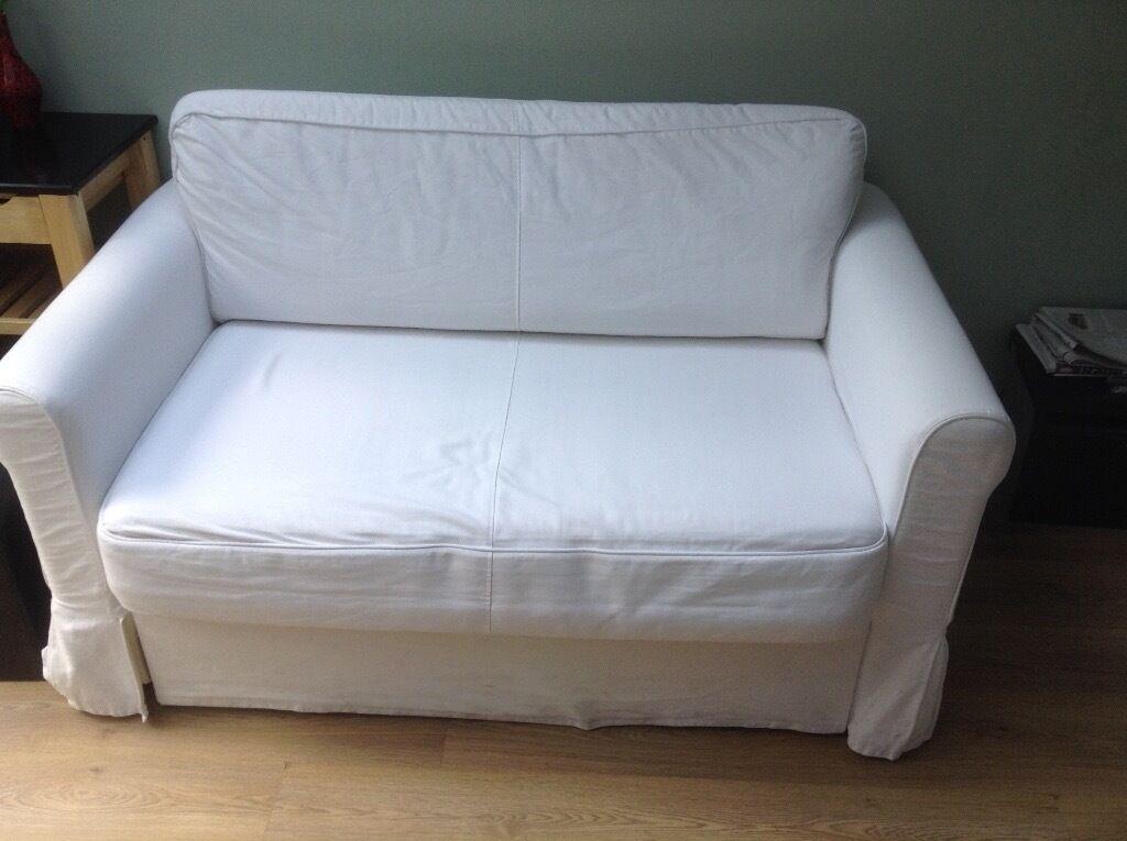 sofa bed ikea hagalund double in bagshot surrey gumtree. Black Bedroom Furniture Sets. Home Design Ideas