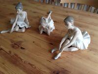 NAO by Lladro Ballerina Set