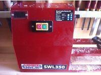 WOOD LATHE - LUMBERJACK SWL350 4 SPEED WOOD LATHE