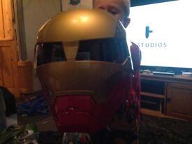 Iron man helmet xl