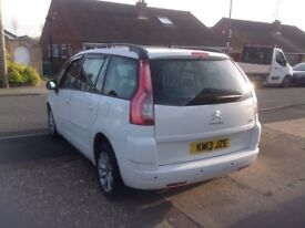 Very good car full mot on purchase.cruse control,seven seater climate control parrot handset 📞