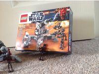 Lego Star Wars EliteClone Trooper set