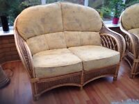 Quality Wicker Conservatory Furniture 'In very good condition'