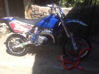 Yamaha 80cc water cooled