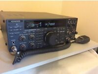 Kenwood TS870s mint condition c/w mic and power lead