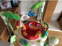 Fisher price Jumperoo used